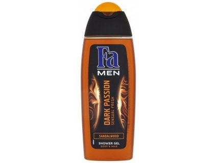 Fa Men Dark Passion sprchový gel 250 ml