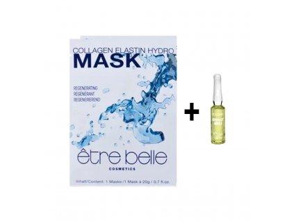 Collagen mask s Botosyn Lift Ampule