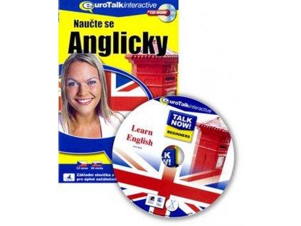 Médium CD Naučte se Anglicky Talk now!