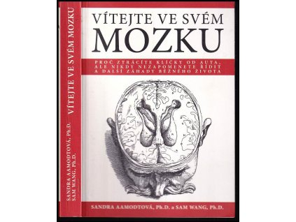 Kniha Vítejte ve svém mozku