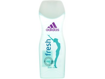 Adidas Fresh Woman sprchový gel 250 ml