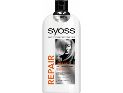 Syoss Repair Therapy Conditioner pro hloubkovou regeneraci 500 ml