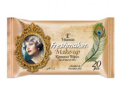 Ubrousky odličovací Freshmaker 20ks