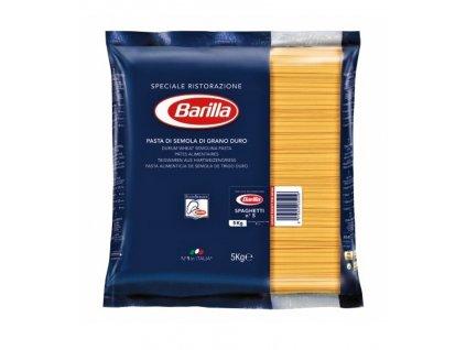 Barilla špagety originální gastro balení 5kg