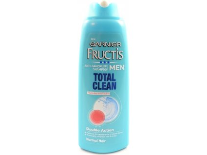 Garnier Fructis Men Total Clean 250 ml