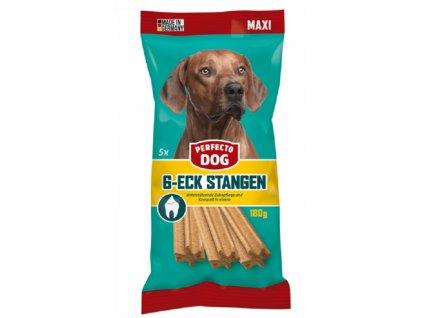 Perfecto Dog Dentální hvězda MAXI 5ks 180g