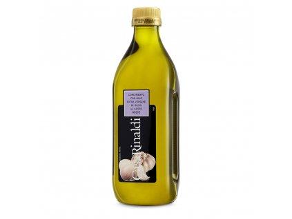 Casa Rinaldi olivový olej s česnekem 1 litr