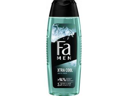 FA Pánský sprchový gel a šampon Xtra Cool 250 ml