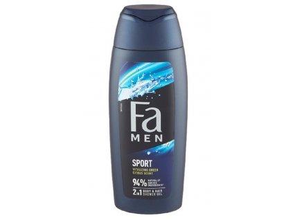 Fa Men sprchový gel Sport 2v1 250ml