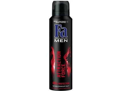 Fa Attraction Force 48H 150ml