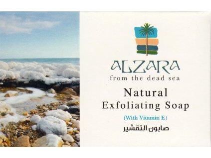 Exfoliační mýdlo s minerály Mrtvého moře 100g