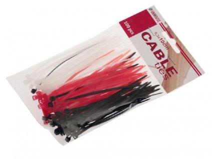 Stahovací pásky 100ks 7180117