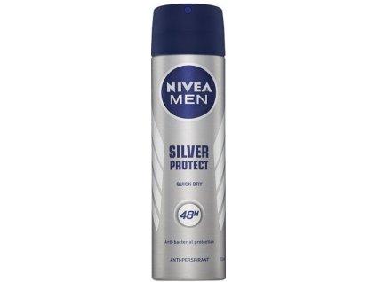 Nivea Men Silver Protect 150ml