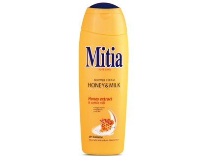 Mitia Honey & Milk 400ml