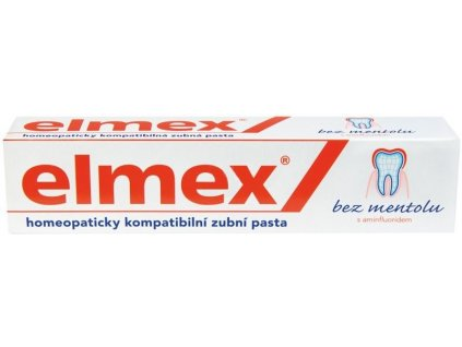 Elmex Caries Protection, bez mentolu 75ml