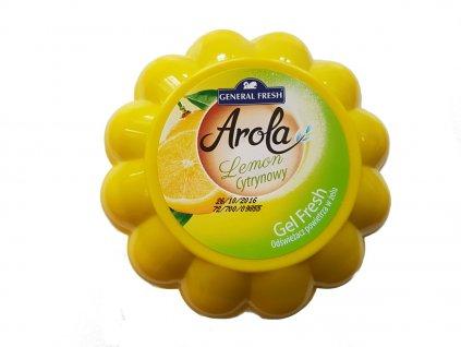 GF Arola gelový osvěžovač, lemon 150g