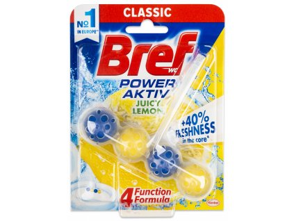 Bref Power Aktiv Lemon 50g