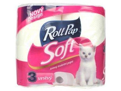 RollPap soft, toaletní papír