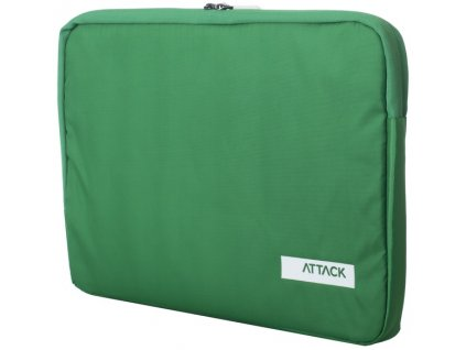 ATTACK Supreme Green 15,6 pouzdro na počítač nebo tablet
