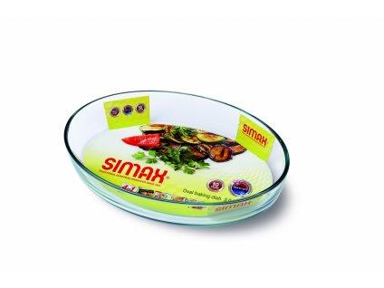 SIMAX pekáč 3 litry skleněný