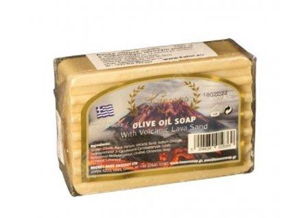 mýdlo s vulkanickým pískem