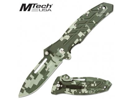 MT401CA Skládací taktický kapesní nůž MT – 401CA