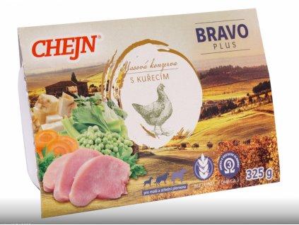 CHEJN Bravo plus Kuřecí 325 g