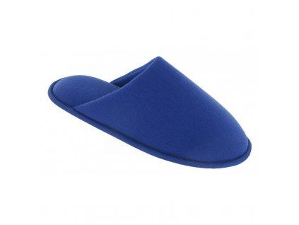 Scholl LINDA tmavě modrá domácí obuv