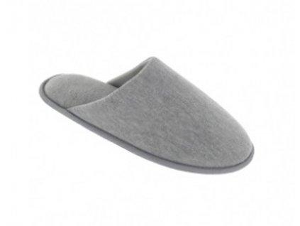 Scholl LINDA šedá domácí obuv I