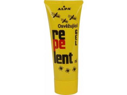 Alpa osvěžující gel repelentní 75 ml