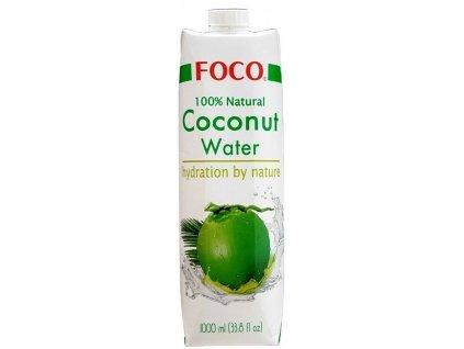 woda kokosowa czysta 1 l