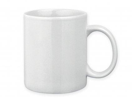 CURCUM porcelánový hrnek, 320 ml, Bílá