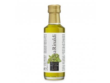 Olivový olej extra vergine 100ml s bazalkovým aroma