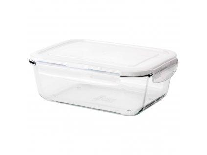 Skleněný kontejner na potraviny s víčkem 500ml