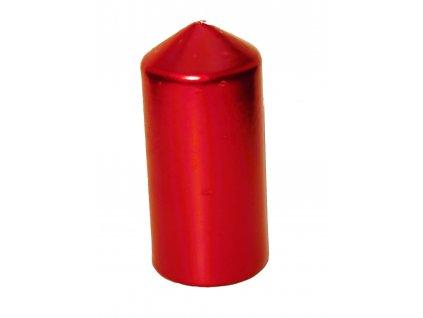 Svíčka válec červená 70x150 mm