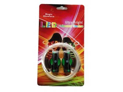 Tkaničky do bot LED svítící