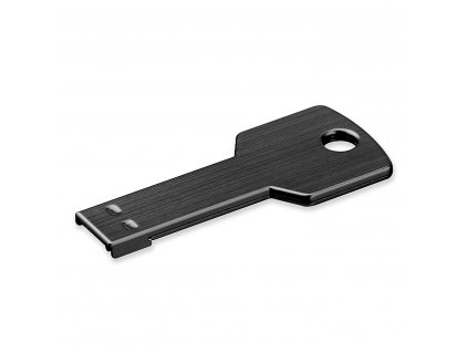 USB FLASH 36 kovový USB FLASH disk 4 GB, rozhraní 2.0., Černá