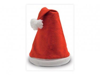 Čepice SANTA vánoční