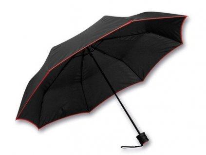 RELLA polyesterový skládací manuální deštník