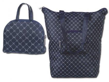 EMPORIA polyesterová skládací taška