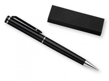 CALIOPE kovové kuličkové pero v dárkové krabičce
