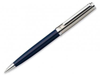 MAJESTIC kovové kuličkové pero, modrá náplň, SANTINI