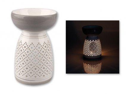 LAMPARO keramická aromalampa
