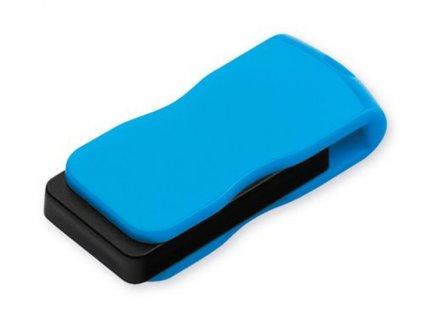 USB FLASH 54 plastový USB FLASH disk 8GB, rozhraní 2.0., Modrá