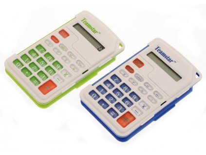 Kalkulačka plast ARTON v pouzdře
