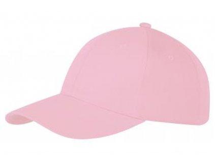 Čepice kšiltovka POPULAR CAP COFEE
