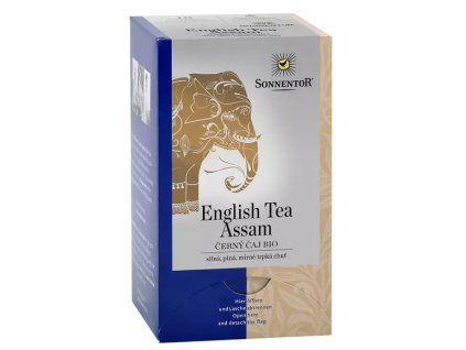 English Tea Assam - černý čaj