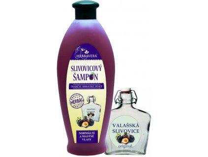Slivovicový šampon 550ml