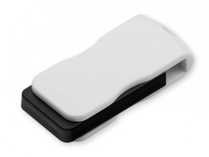 USB FLASH 54 plastový USB FLASH disk 4GB, rozhraní 2.0., bílá