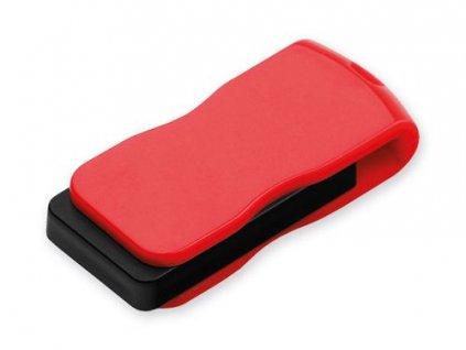 USB FLASH 54 plastový USB FLASH disk 32GB, rozhraní 2.0., Červená